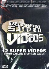 REGGAETON SUPER VIDEOS. 12 Videos New Records/Universal 2004