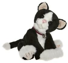 Charlie Bears Plush Collection Katze Jinksy sitzend Ca. 18cm hoch