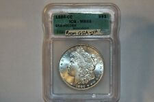 1884-CC Morgan Dollar MS-65
