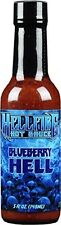 Blueberry Hell Hot Sauce