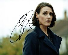 Suranne JONES SIGNED Autograph 10x8 Photo 1 AFTAL COA Coronation Street Actress
