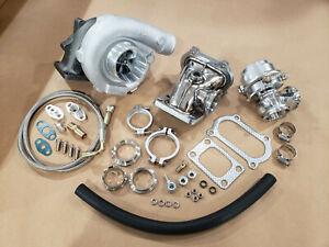FOR Honda Civic Si 2012-2015 K24Zx K24Z3 K24Z7 T3 MANIFOLD TURBO KIT INSTALL WG