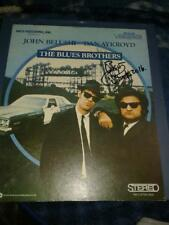 ARETHA FRANKLIN AUTOGRAPHED/SIGNED BLUES BROTHERS VIDEO DISC