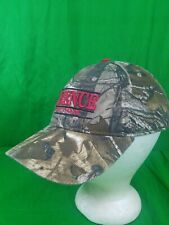 Florence Freedom Frontier League Hat The Game Split Bar Strapback Camo Cap