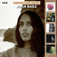 Joan Baez - Five Timeless Classic Albums (5 CD) NEW SEALED