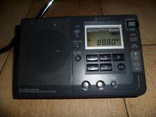 Radio SONY ICF sw30 PLL sportello batteria mancante