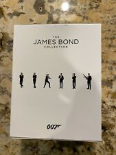 The James Bond Collection (Blu-ray Disc, 2016, 24-Disc Set)