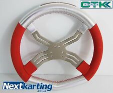 TonyKart / OTK Embroidered Steering Wheel 2017 - Next karting