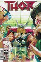Thor #13 War of Realms Tie In Ross Var Marvel Comics 1st Print 2019 Unread NM