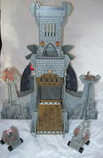 IMAGINARIUM TOYS R US DRAGON TOWER CASTLE MOVING PARTS PUZZLE DRAWBRIDGE WOODEN