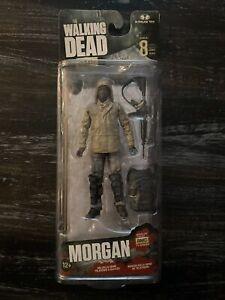 The Walking Dead TV Series 8 Morgan Jones Action Figure McFarlane Toys