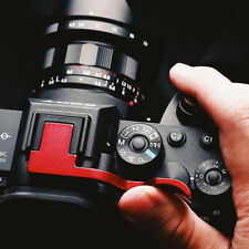 Red Color Thumb UP Hot Shoes Cover Thumb Grip For Sony A7R IV A7R4 A9II A7M4