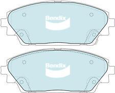 Brake Disc Pad Set  Bendix DB2330 GCT For MAZDA 3 BM BN CX-3 DK