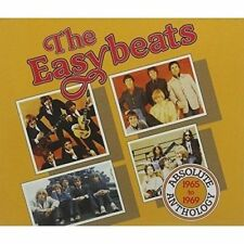 THE EASYBEATS Absolute Anthology 1965 To 1969 4CD BRAND NEW Best Of Fatpack