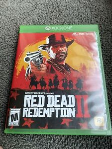 Red Dead Redemption 2 by Rockstar Games (Xbox One, 2018)