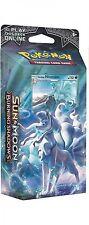 Pokemon Sun & Moon 3 Burning Shadows Alolan Ninetales Luminous Frost Theme Deck