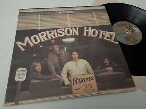 THE DOORS - MORRISON HOTEL - STAMPA APRIBILE CARTONATA USA - LP VINILE