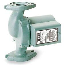 Taco Hot Water Circulator Pump Model 005-F2-3 115V