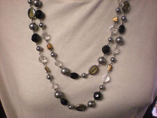 BEAUTIFUL PREMIER DESIGNS JEWELRY 58 INCH*** NECKLACE  ** MIX IT UP ** FANTASTIC