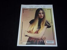2011 WINTER BON MAGAZINE - INTERNATIONAL FASHION ISSUE NICE COVER - D1378