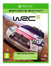 WRC 5 eSPORTS EDITION XBOX ONE eccellente - 1st Class consegna