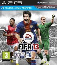 FIFA 13 (Sony Playstation 3, 2012) - Versión Europea