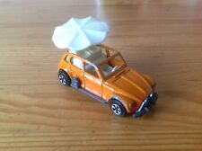 CITROEN 2CV DIANE MAHARADJAH Majorette Vintage COLLECTOR Very Good Condition !