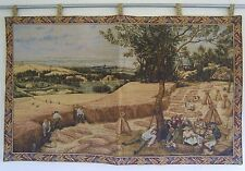 HARVEST TAPESTRY WALL HANGING measures 42 X 27.5 inches; 106 X 70 cm