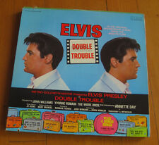 FREE2for1 OFFER- More Images  Elvis Presley ‎– Double Trouble Label: RCA Victor