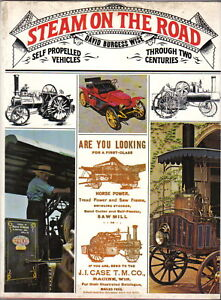 Steam on the Road by David Burgess Wise agriculture haulage passenger vehicles +