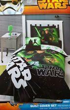 DOUBLE BED Star Wars Return of the Jedi Quilt Doona Duvet Cover New Bedding Set