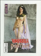 Vampirella/Dejah Thoris #1 Dejah Thoris Cosplay Variant Cover (VF/NM) condition