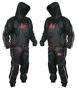 2FIT Heavy Duty Sweat Suit Sauna Exercise Gym Suit Fitness, Weight Loss, AntiRip