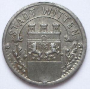 Notmünze, Stadt Witten zu 10 pf. 1919 (Art.3798)