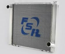 FSR Racing 3119S2 31x19 GM Chevy Aluminum Radiator 2 Row Single Pass