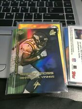 Randy Moss 1999 Collector's Edge First Place Loud and Proud #LP6 vikings! kxv2