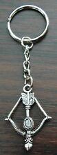 Bow & Arrow Archery Souvenir Keyring Key Ring