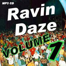 RAVE  ACID HOUSE  MP3 CD  OLD SKOOL  RAVIN DAZE 1