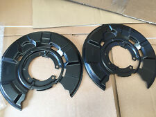 BMW 1 SER E81 E82 E87 E88 E90 E91 REAR BRAKE DISC COVER DUST PLATE LEFT+RIGHT