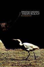 Wildlife Biology-ExLibrary