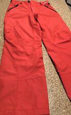RLX Ralph Lauren Polo Sport Men's GORE-TEX Red  Insulated Snow Pants Ski  Large