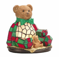 The Holiday Aisle Noel Bear Night Table Lamp