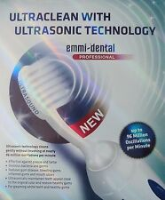 Emmi-Dent Professional Ultrasonic Oral Tooth Cleaning Set.