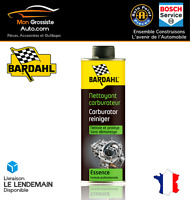 BARDAHL Nettoyant Carburateur Intérieur Essence Réf:1110 500mL Qualité PRO!