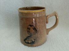 00004000 Queen Victoria Golden Jubilee 1887 Royalty Collectors Commemorative Mug