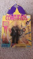 1993 Coneheads Prymaat Playmates Action Figure New on Unopened Card, Accessories