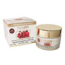 Moisturizing Cream w/ Pomegranate Beauty Life Dead Sea Minerals 1.75fl.oz/50ml