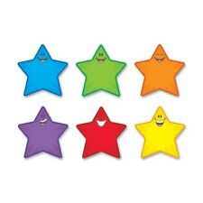 """Trend Classic Accents Shape - 36 Smile Star - 5.5"""" - Assorted (T10907)"""