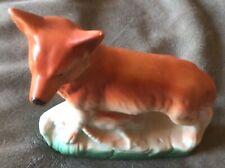 Red Fox Figurine