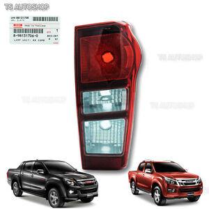 Rh Right Rear Tail Lamp Genuine For Isuzu D-Max Holden Hi-Lander 4x2 2012 - 2016